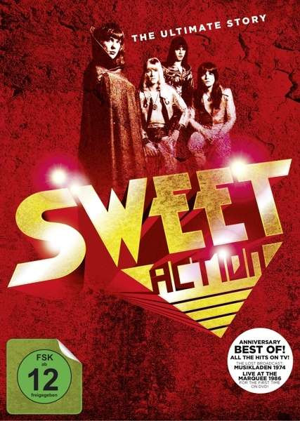 Sweet - Action! the Ultimate Story (Dv