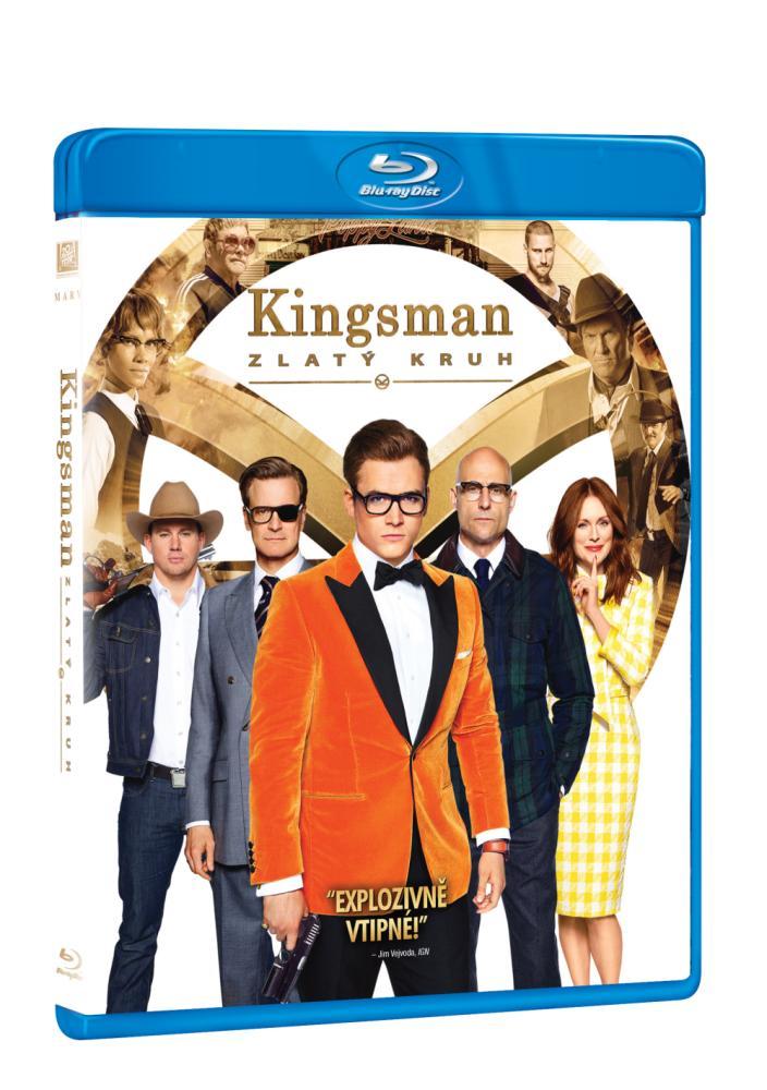 Kingsman: Zlatý kruh BD