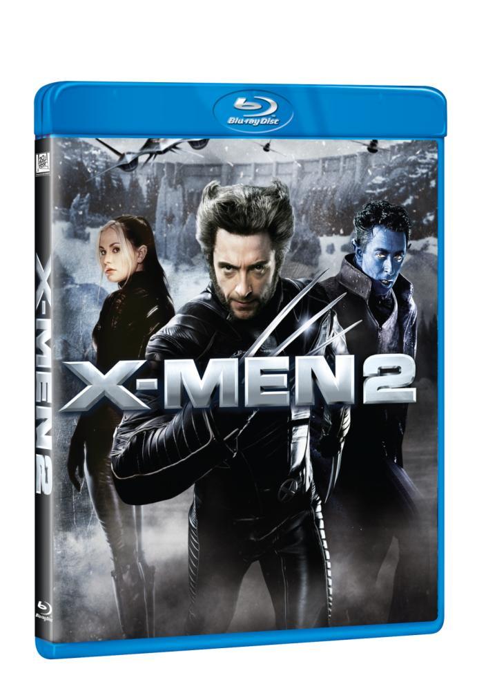 X-Men 2 BD