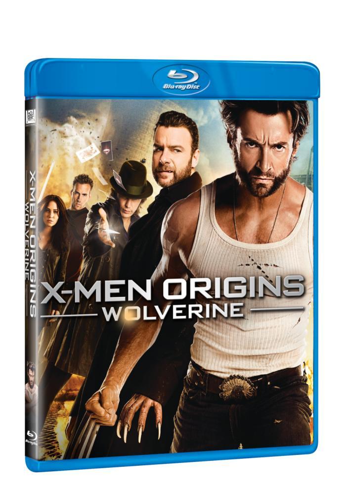 X-Men Origins: Wolverine BD