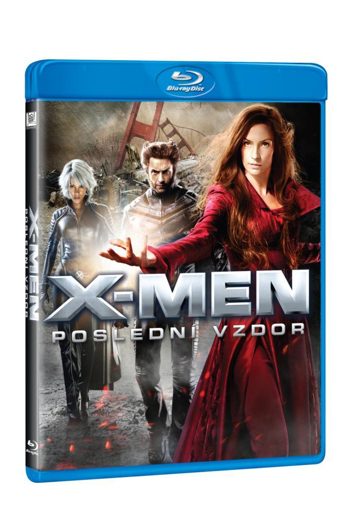 X-Men: Poslední vzdor BD