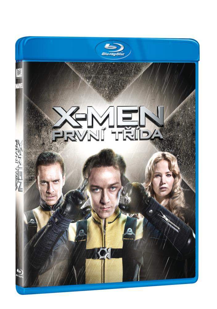 X-Men: První třída BD