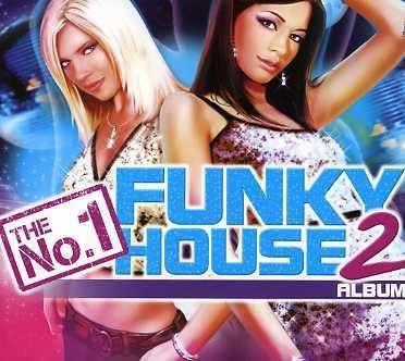V.a. - The No 1 Funky House Album 2
