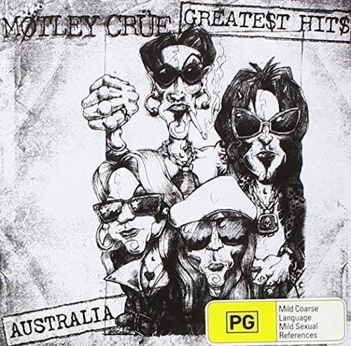 Motley Crue - Greatest Hits + DVD