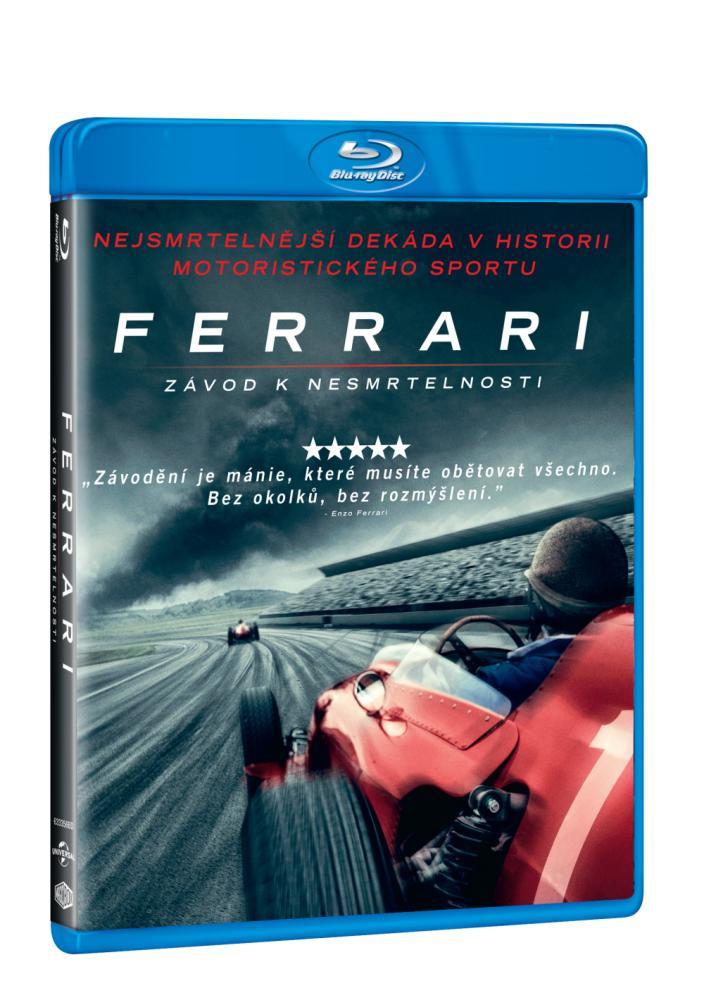 Ferrari: Závod k nesmrtelnosti BD