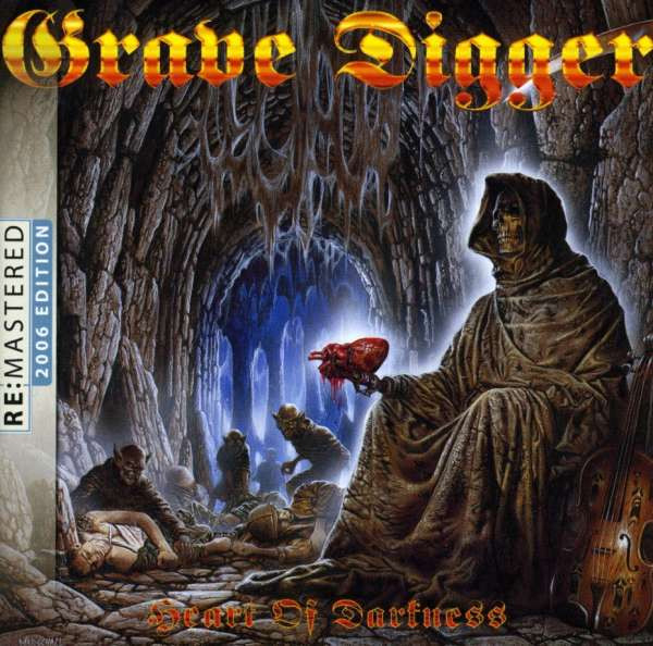 Grave Digger - Heart of Darkness - Remastered