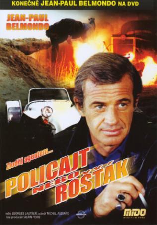Policajt nebo rostak (DVD)