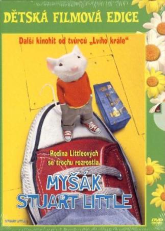 Myšák Stuart Little - žánrová edice (DVD)