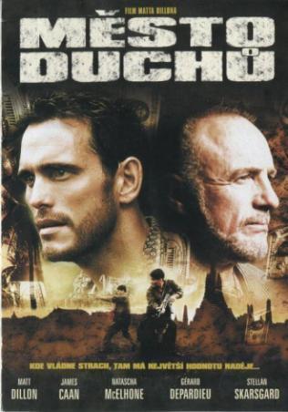 Mesto duchu (CITY OF GHOSTS) (DVD)