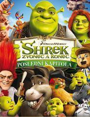 Shrek: zvonec a koniec (DVD)