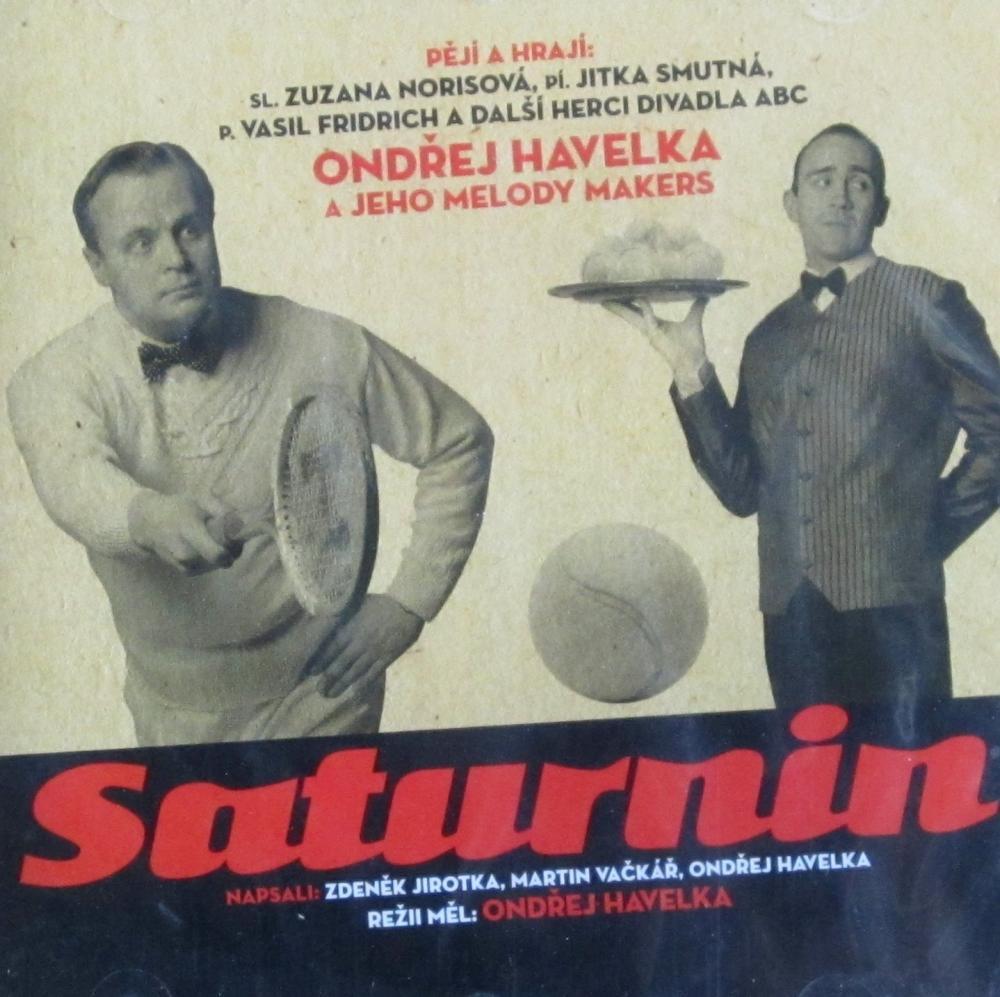 Havelka O., Norisova Z. & Ost. - Saturnin