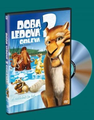 Doba ledová 2 - Obleva (Ice Age: The Meltdown) (DVD)