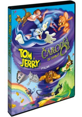 Tom a Jerry: Čaroděj ze země Oz (DVD)