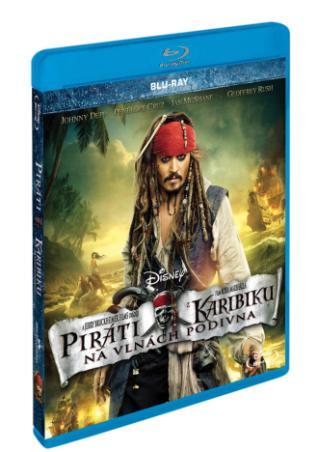 Piráti z Karibiku: Na vlnách podivna BD (BRD)