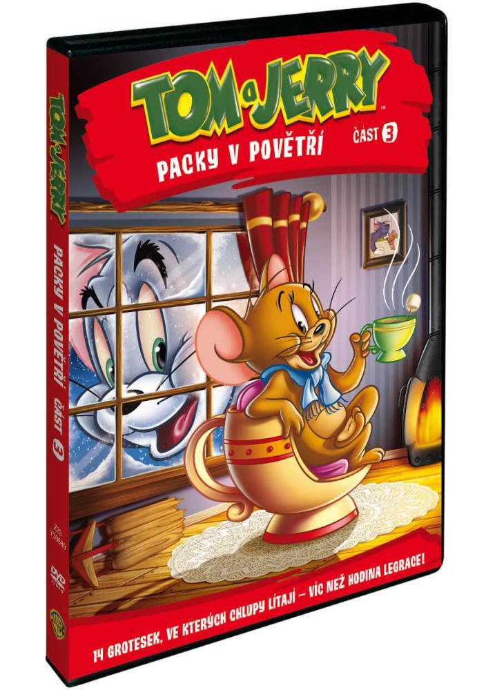 Tom a Jerry: Packy v povětří 3. část