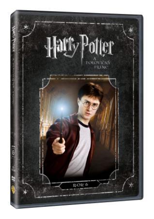 Harry Potter a Polovičný princ  DVD (SK) (DVD)