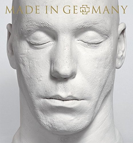 RAMMSTEIN - MADE IN GERMANY 95-11/2CD