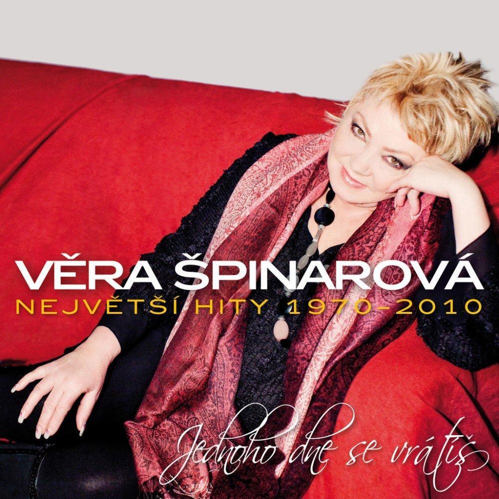 Spinarova Vera - Jednoho Dne Se Vratis (Best of 1970-2010)