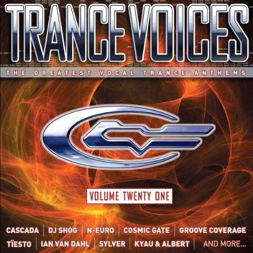 V.a. - Trance Voices Vol.21