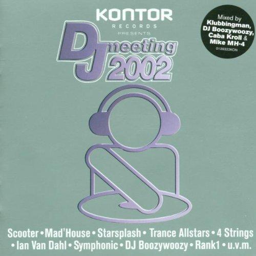 V.a. - Kontor Presents Dj Meeting 2002