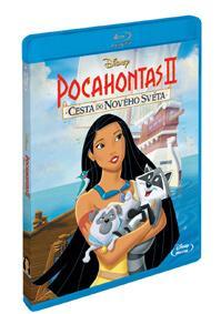 Pocahontas 2: Cesta do nového světa BD (BRD)