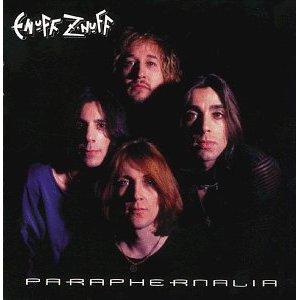 Enuff Z'Nuff - Paraphanalia