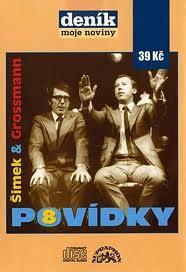 Simek & Grossmann - Povídky 8 (Pošetka)