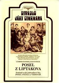 Divadlo Járy Cimrmana - Posel Z Liptákova (Pošetka)