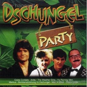 V.a. - Dschungel Party