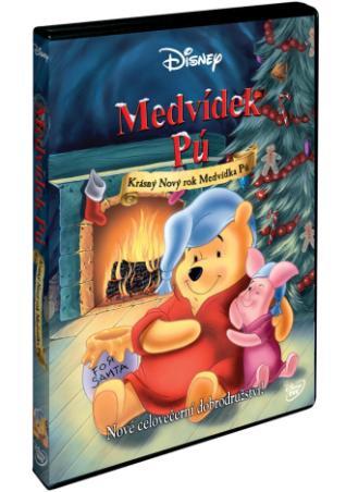 Medvídek Pú: Krásný Nový Rok Medvídka Pú (DVD)
