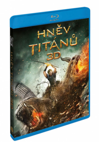 Hněv Titánů 2BD (3D+2D) (BRD)