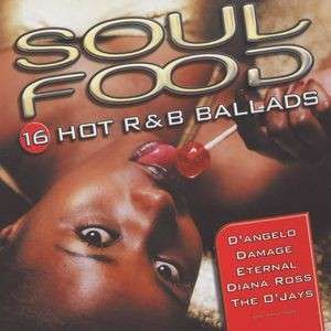 V.a. - Soul Food-Hot R&B Ballads