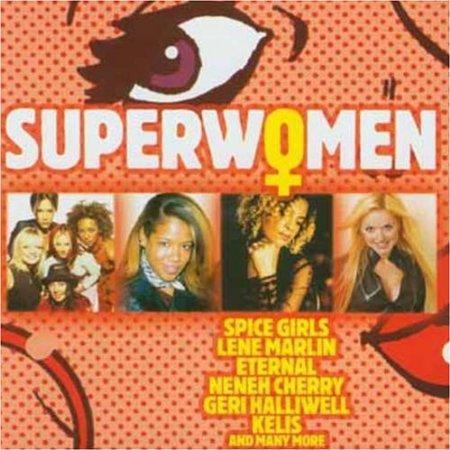 V.a. - Superwomen