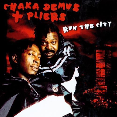 Chaka Demus & Pliers - Run the City