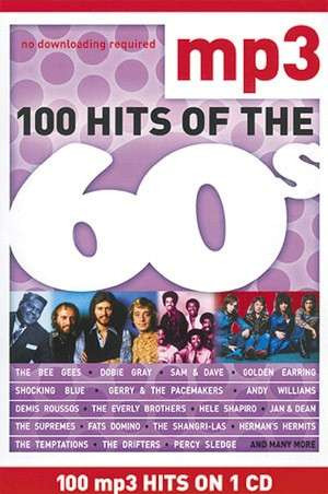 V.a. - Hits of 60´S 100 Hits /Mp3