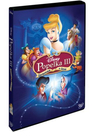 Popelka 3: Ztracena v čase SE (DVD)