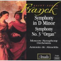 Franck/Saint Saens - Symphonies