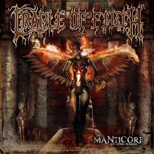 CRADLE OF FILTH - THE MANTICORE & OTHER