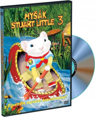 Myšák Stuart Little 3 (Stuart Little 3: Call of the Wild) (DVD)