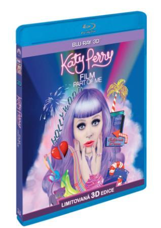 Katy Perry: Part of Me BD (3D) (BRD)