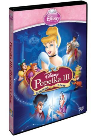 Popelka 3: Ztracena v čase S.E. - Edice princezen (DVD)