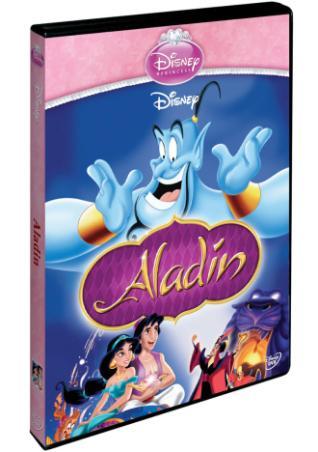 Aladin S.E. - Edice princezen (DVD)