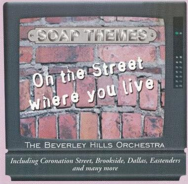 Beverly Hills Orchestra - Soap Themes