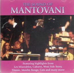 Mantovani - Sounds of