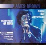 Brown James - Grandmaster of Funk -Live