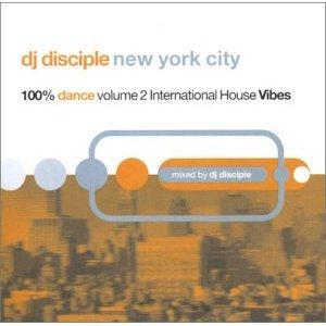 Dj Disciple  - New York City