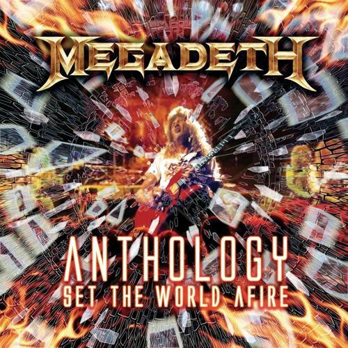 MEGADETH - ANTHOLOGY SET THE WORLD AF