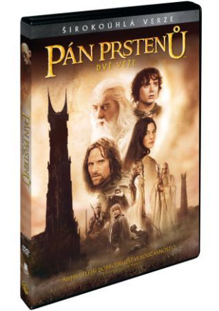 Pán prstenů: Dvě věže DVD (DVD)