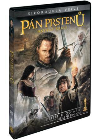 Pán prstenů: Návrat krále (DVD)