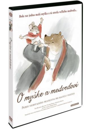 O myške a medveďovi (DVD)
